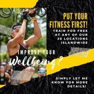 Arthur Fitness First